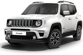 Jeep Renegade Jan Hop Roosendaal Dealer 2019