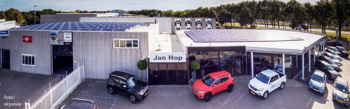 Jan Hop is energie neutraal